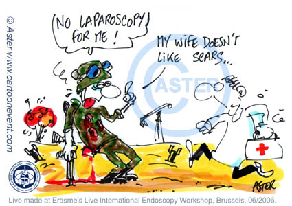 Cartoon neuroradiology 2007