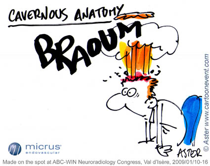 Cartoon neuroradiology 2009