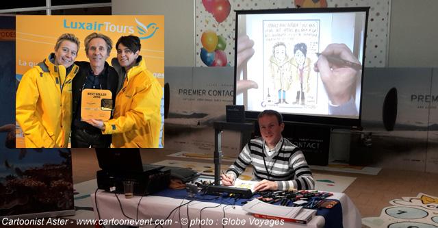 Animation de stand lors de salons foires commerciales et - Animation stand salon ...